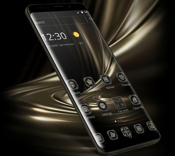 Black Gold Business Theme Apk 1 1 7 Download Free Apk From Apksum