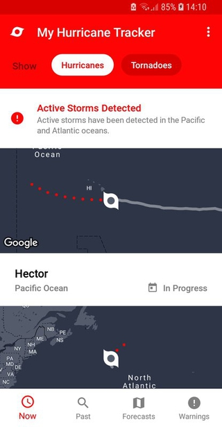 My Hurricane Tracker APK 1 9 9 - download free apk from APKSum