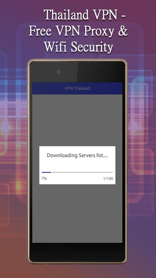 Thailand VPN-Free VPN Proxy And Wifi Security APK 3 0