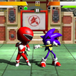 Red Ranger Vs Power Sonic APK