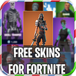 Free Skins for Fortnite New APK