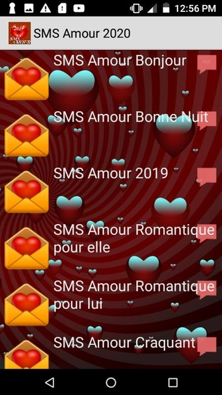Sms Amour 2020 Apk 60 Download Free Apk From Apksum