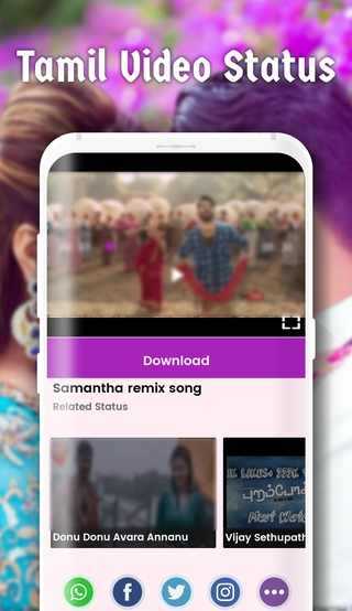 Tamil Video Status APK 1.7 - download free apk from APKSum