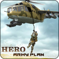 Hero Anti-Terrorist Army - Attack Frontier Mission APK