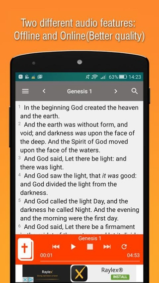 download free kjv bible for android apk