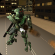 Helicopter robot APK