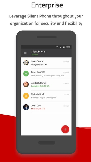 Silent Phone APK 6 7 - download free apk from APKSum