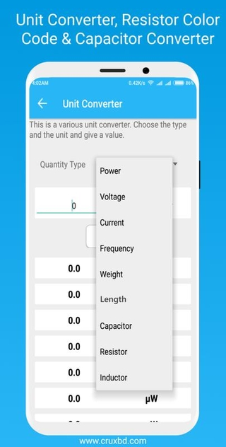 Electronics Plus APK 1 11 - download free apk from APKSum