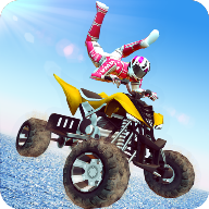 ATV Quad 4 Wheeler Extreme Stunts APK