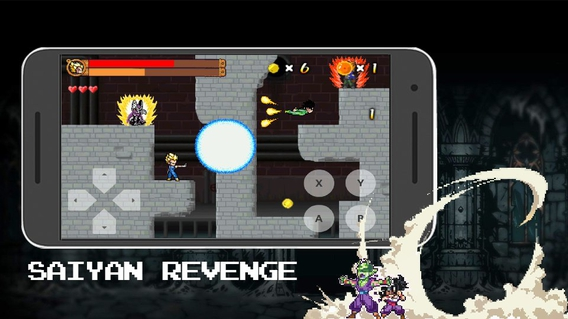 Power Saiyan Warriors: Revenge Battle APK 1 0 3 - download