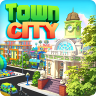 Town City - Village Building Sim Paradise Game 4 U APK