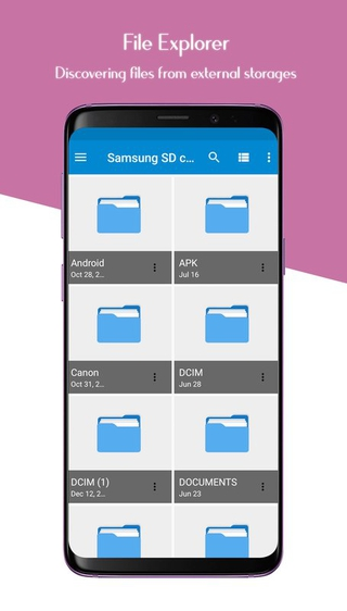 File Manager APK 2 0 3 - download free apk from APKSum