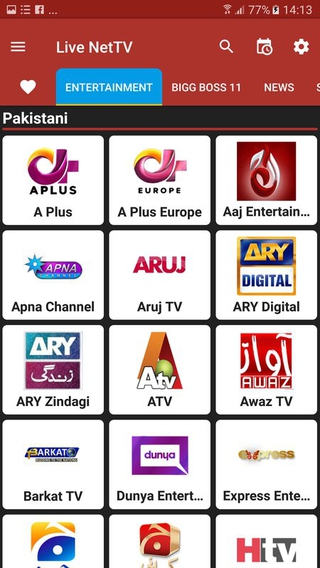livetv APK lenettv - download free apk from APKSum