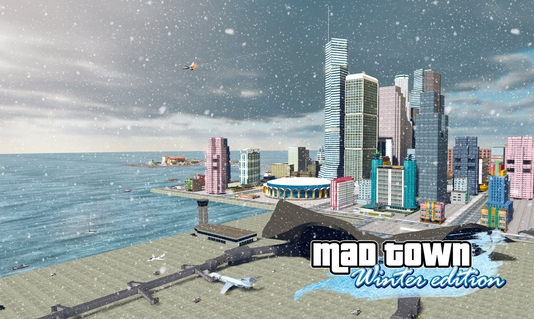 Mad Town Winter Edition 1.03 apk screenshot