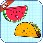 Drawing Foods APK