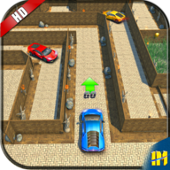 Modern Car Parking in Labirinth 3d Maze APK