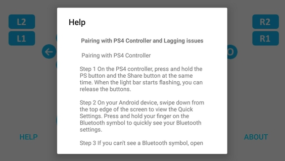 PS4 Controller Tester APK 4 1 2 - download free apk from APKSum