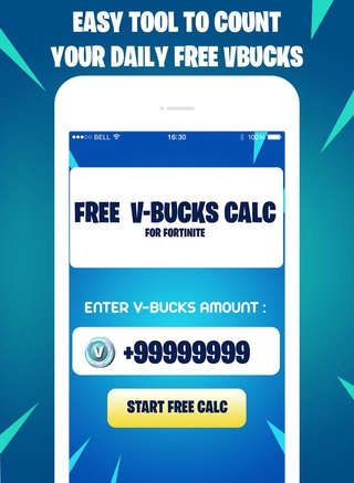 Daily Free Vbucks And Battle Pass Calc 2020 Apk 1 Download Free Apk From Apksum