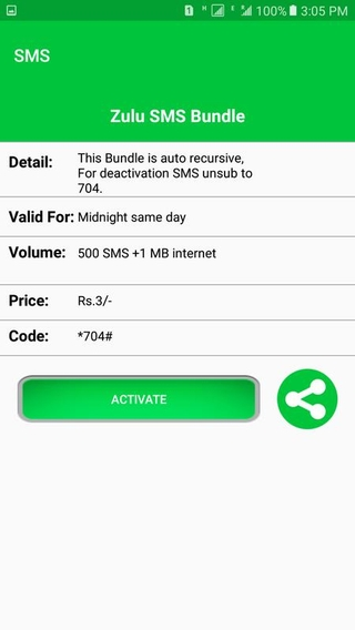 All Network Packages APK 2 8 - download free apk from APKSum