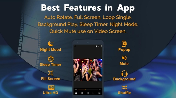 Sax Video Player APK 5 1 - download free apk from APKSum