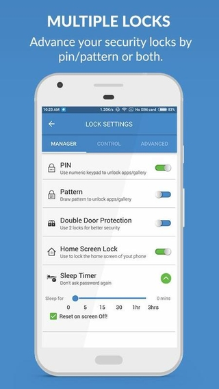 Apps Lock & Gallery Hider APK 1 70 - download free apk from APKSum