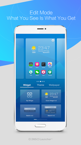 360 Launcher 8.0.1 apk screenshot