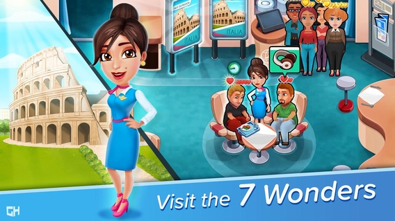 Amber's Airline 2 APK 1 2 0 - download free apk from APKSum