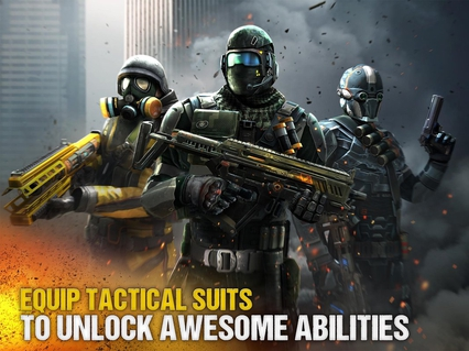 Modern Combat 5 3.0.0n apk screenshot