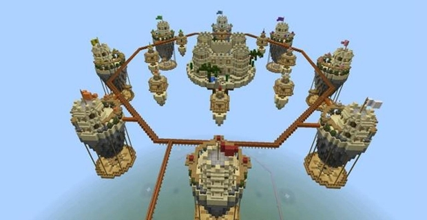 Bedwars And Skywars Maps For Mcpe Apk 1 2 0 Download Free Apk From Apksum