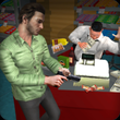 Supermarket Robbery Crime Mad City Russian Mafia APK