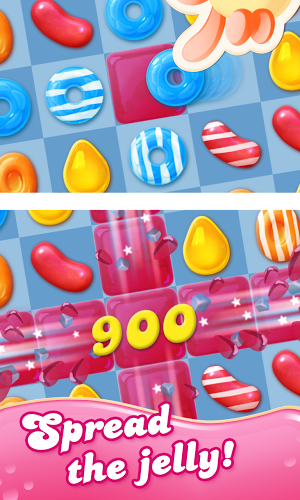 candy crush jelly unlimited lives apk