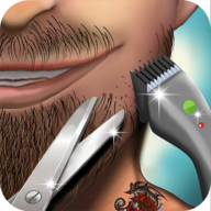 Barber shop hair salon beard hair cutting games APK