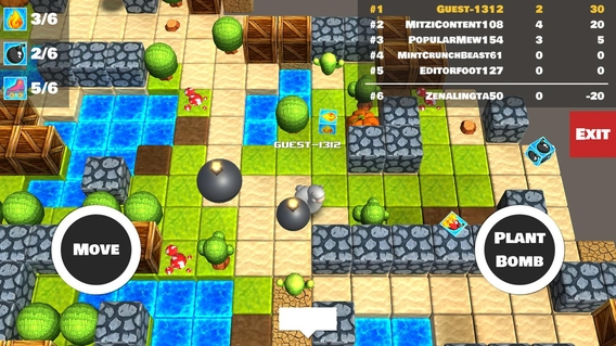 Boom Arena APK 1 4 - download free apk from APKSum