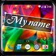 my name on live wallpaper APK