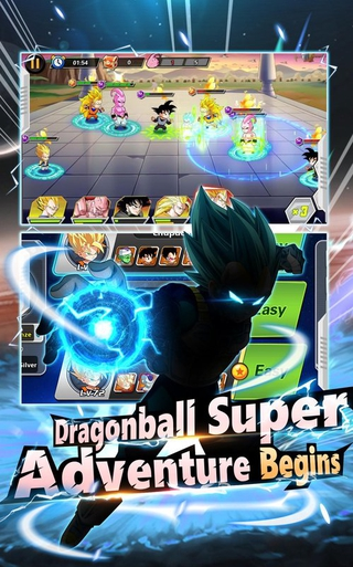 Saiyan Warriors APK 2 0 4 - download free apk from APKSum