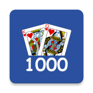 Thousand (1000) - card game APK