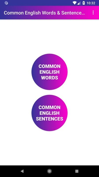Common English Words & Sentence with Hindi Meaning APK 1 5