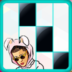 Bad Bunny Piano Tiles APK