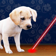 Laser Pointer for Dogs Simulator APK
