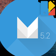 Theme Android M Blue APK