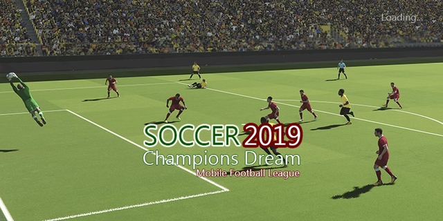 Soccer 2019 Champions Dream:Mobile Football League APK 1 0 5