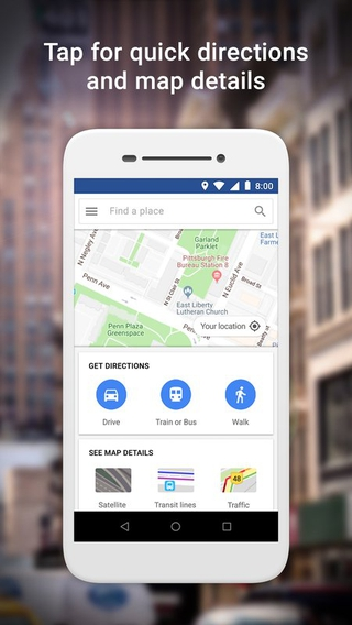 Maps Go APK 98 - download free apk from APKSum