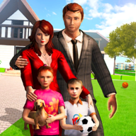 Virtual Mom : Happy Family Games APK