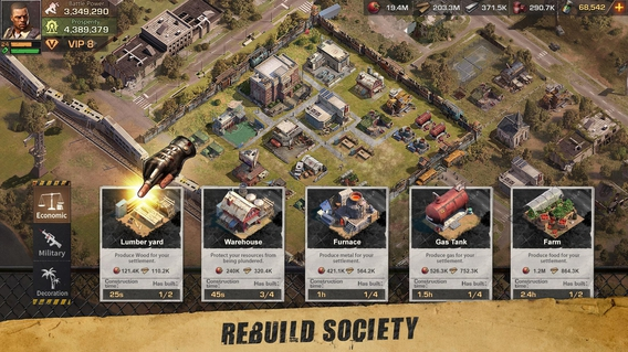 State of Survival APK+ Mod 1 3 23 - download free apk from