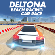 Daytona Beach Racing: Car Race APK