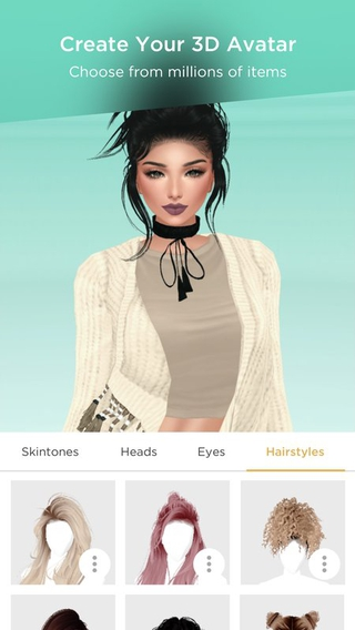 IMVU 3.8.0.380058 apk screenshot