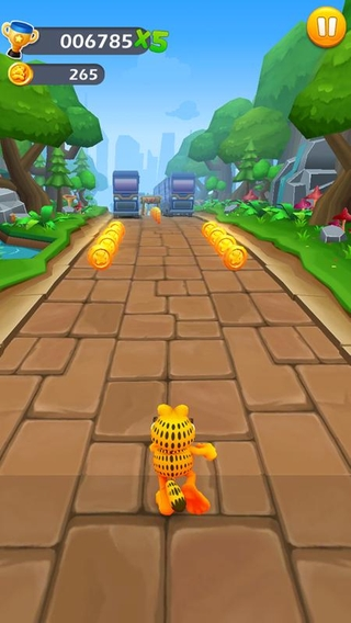 Garfield Rush Apk Mod 4 0 1 Download Free Apk From Apksum