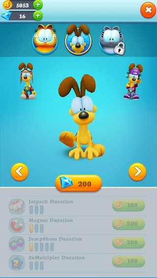 Garfield Rush Apk Mod 3 9 4 Download Free Apk From Apksum