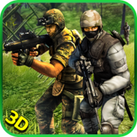 Jungle Commando Officer - Best Shooter Battle Game APK
