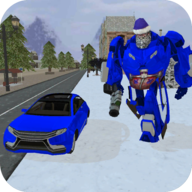 Winter Robot Rise APK